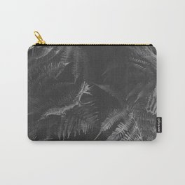 Colorless Fern Carry-All Pouch
