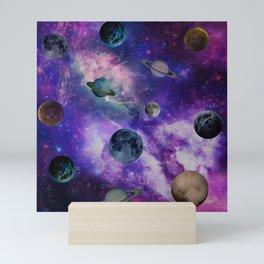 Sideral Space Mini Art Print