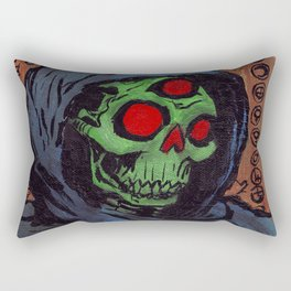 Occult Macabre Rectangular Pillow