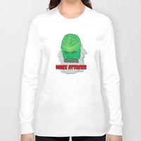 marx Long Sleeve T-shirts featuring Marx Attacks! by ericbennettart