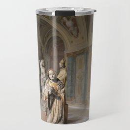medieval prayers Travel Mug
