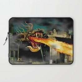 Barton The Mutant Salamander Laptop Sleeve