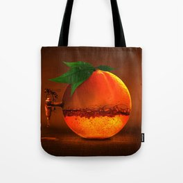 100 % natural juice Tote Bag