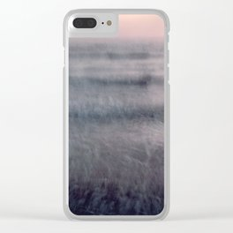 LACUNA Clear iPhone Case