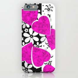 Holiday decor, holiday, Valentine's Day iPhone Case