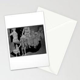 Childhood Of A Surrealist Stationery Cards