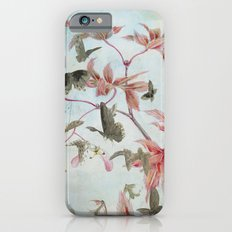 Maple And Butterflies Slim Case iPhone 6s