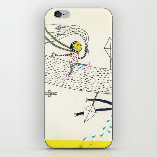Tree Bird iPhone & iPod Skin