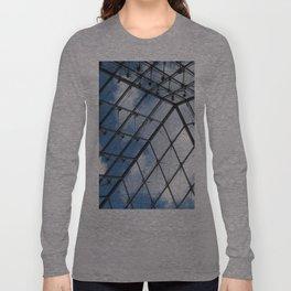 Through The Pyramid Long Sleeve T-shirt