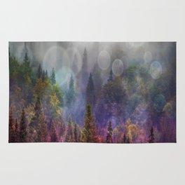 Four Seasons Forest Rug