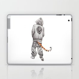 Fierce Attitude Laptop & iPad Skin