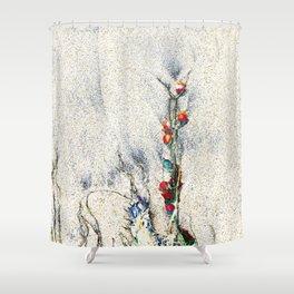 Seaside Arrangement Shower Curtain