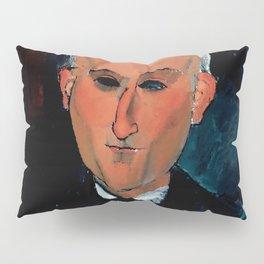 "Amedeo Modigliani ""Max Jacob"" Pillow Sham"