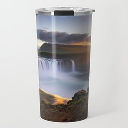 Goðafoss Travel Mug