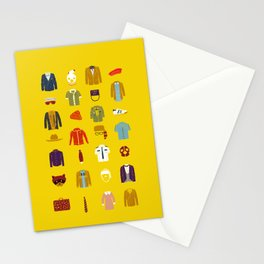 W.A Luggage Stationery Cards