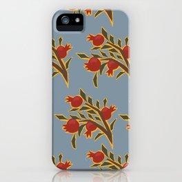 Pomegranate Illumination iPhone Case