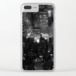 350 W 5th St. Clear iPhone Case