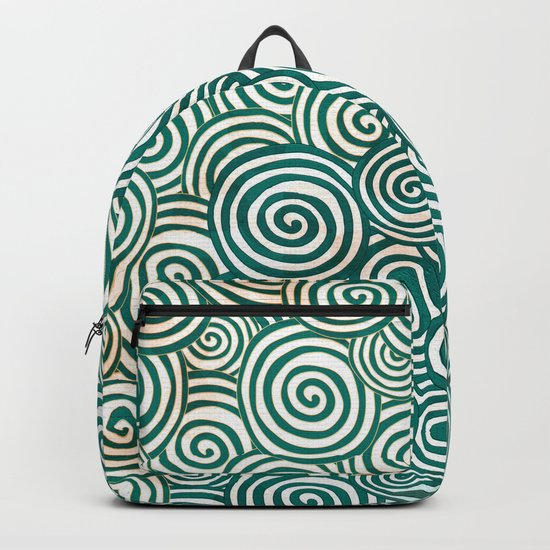 Waves of life Backpack