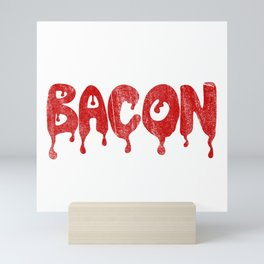 BACON Mini Art Print