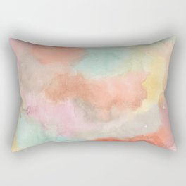 Abstract 34 Rectangular Pillow
