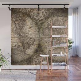 background atlas folder old Wall Mural