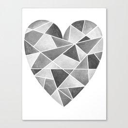 Heart 39 Canvas Print