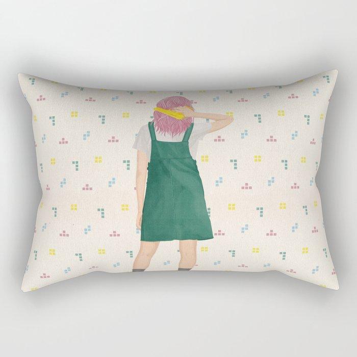 Amie Rectangular Pillow