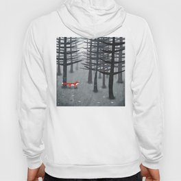 The Fox and the Forest Hoody