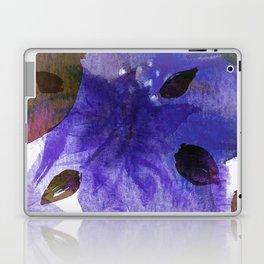 Watercolor Purple Mirage Laptop & iPad Skin