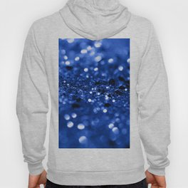Blue Lady Glitter #1 #shiny #decor #art #society6 Hoody