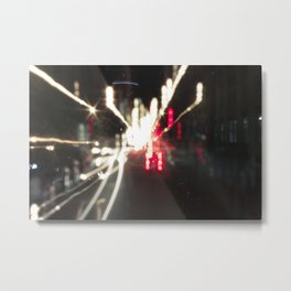 Zoom Out Metal Print