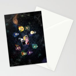 Sailor Moonies Stationery Cards