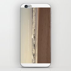 He is no fool who gives what he cannot keep to gain what he cannot lose. iPhone & iPod Skin