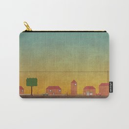 Hometown Scene Carry-All Pouch