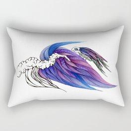 For Dear Life (Hold On) Rectangular Pillow