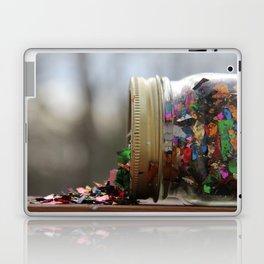 Sparkle Spill  Laptop & iPad Skin