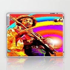 Purple Haze Baby Laptop & iPad Skin