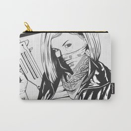 Bad Girl Gigi Carry-All Pouch