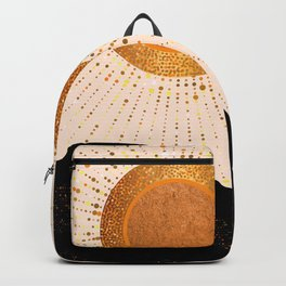 Rays of Love - Golden Glow Backpack