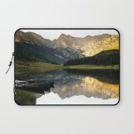 Its the little things, Piney Lake Colorado Laptop Sleeve