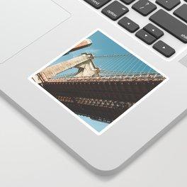 Brooklyn Bridge Sticker