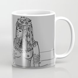 The royal penis is clean, your Highness. Coffee Mug