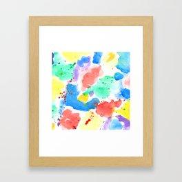 INNER SPACE Framed Art Print