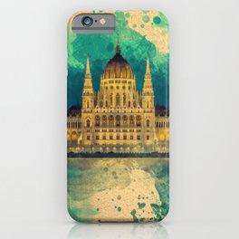 Hungarian Parlament iPhone Case