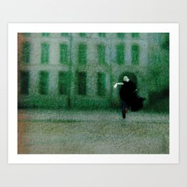 The Monster Series (2/8) Art Print