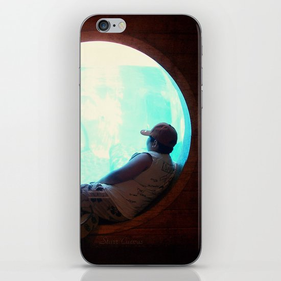 Enjoy Life iPhone & iPod Skin