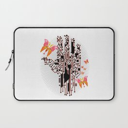 Electric Spring Laptop Sleeve