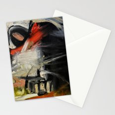 Night Window Stationery Cards