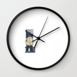Read more, dream more Wall Clock
