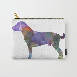 Harrier in watercolor Carry-All Pouch